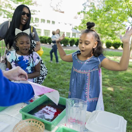 outdoor community program